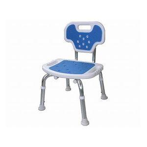 美和商事 シャワーチェア 背付き /BC-01XH-BL ブルー
