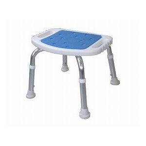 美和商事 シャワーチェア 背なし /BC-01XN-BL ブルー