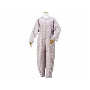 ハートフルウェアフジイ つなぎパジャマ /HP06-100 S 03ピンク