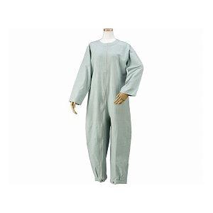 ハートフルウェアフジイつなぎパジャマ/HP06-100M01グリーン