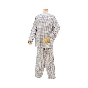 ハートフルウェアフジイ 肩開きパジャマセット 春...の商品画像