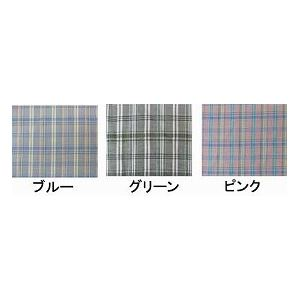 萬楽 マンラク1型ねまき 夏用 /1201 M ピンクチェック