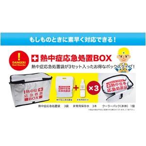熱中症応急処置BOX - 拡大画像