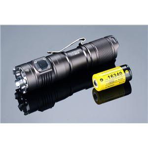 KLARUS(クラルス) LEDフラッシュライト RS16 【日本正規品】 USB接続充電式