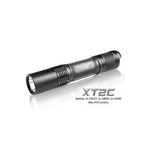 KLARUS(クラルス) LEDフラッシュライト XT2C 【日本正規品】 USB接続充電式