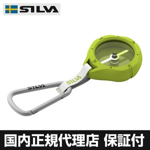 SILVA(シルバ) カラビナコンパスメトロ 【国内正規代理店品】 36906-4001(グリーン)