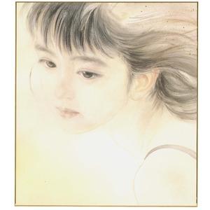 色紙額縁セット/金フレーム 【421mm×39...の紹介画像2