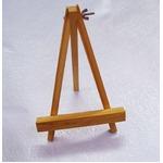 木製イーゼル/ミニスタンド 【2個セット】 200×129×厚み29mm/置幅:12mm