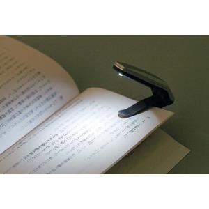 本に付けるLEDライト/BOOK LIGHTmini  (ペン取り付け可)