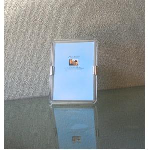 クリアフォトフレーム サービスサイズ(127×89mm)の画像1