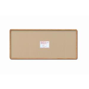 【長方形額】木製フレーム 角丸仕様・縦横兼用 ■角丸長方形額(780×390mm)ナチュラル/木地