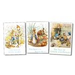 ピーター・ラビットのポストカード ラビット絵葉書 30枚セット(3種各10枚)
