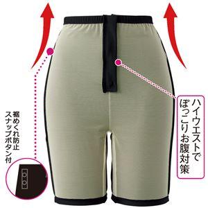 高橋さんの着脱ラクラク水着 【ローズ系セパレート L : L】