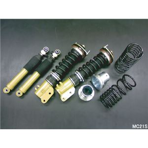 MC21 ワゴンR 車高調整サスペンションキット SPEC-RM/K8 シルクロードの詳細を見る