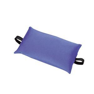 車椅子用座位保持クッションGR 【腰用】 丸洗い(手洗い)可 豊通オールライフ (歩行補助用品/介護用品)