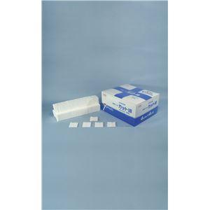 (まとめ)大和工場 衛生材料 地球トンボカット綿(2)4×4cm 約1560枚 500g 58614【×5セット】