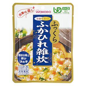(まとめ)和光堂 介護食 ふっくら雑炊シリーズ(3)ふかひれ(12袋入) HA32【×3セット】