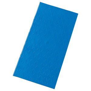 アロン化成入浴マット安寿吸着すべり止めマットC(2枚入)ブルー0306535-127