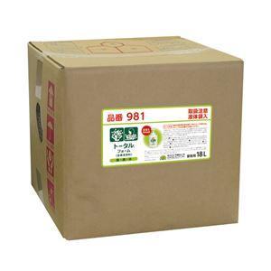 フタバ化学 シャンプー・スキンケア トータルフォーム 全身洗浄料 981