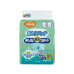 ピジョン尿とりパッドハビナース尿とりパッド男性(30枚×6袋)ケース11359