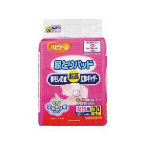 (まとめ)ピジョン尿とりパッドハビナース尿とりパッド女30枚袋11360【×5セット】