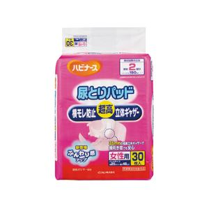 ピジョン尿とりパッドハビナース尿とりパッド女性(30枚×6袋)ケース11360
