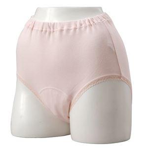 (まとめ)ニシキ 失禁パンツ 安心パンツ婦人用 腰ゴムタイプ L ベージュ 3669 V4846S【×2セット】