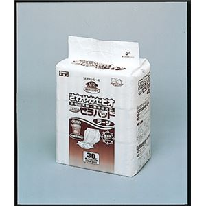 豊田通商 尿とりパッド さわやかセピオ セラパッドラージ(30枚X6袋) ケース SERA-30LGG