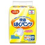 (まとめ)ピジョン パンツ型 ピジョン快適はくパンツM~L20枚 袋 11347【×2セット】