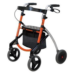 タカノ 歩行車 ユーウォーカー オレンジ TW-300