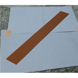 シクロケア室内用スロープバリアフリーレール(1)200×12×0.2ダークオーク3199