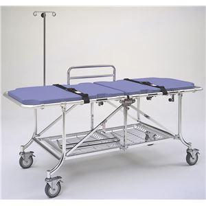 【送料無料】日進医療器 施設用家具・備品 折りたたみ式ストレッチャー Dタイプ TY231D TY231D