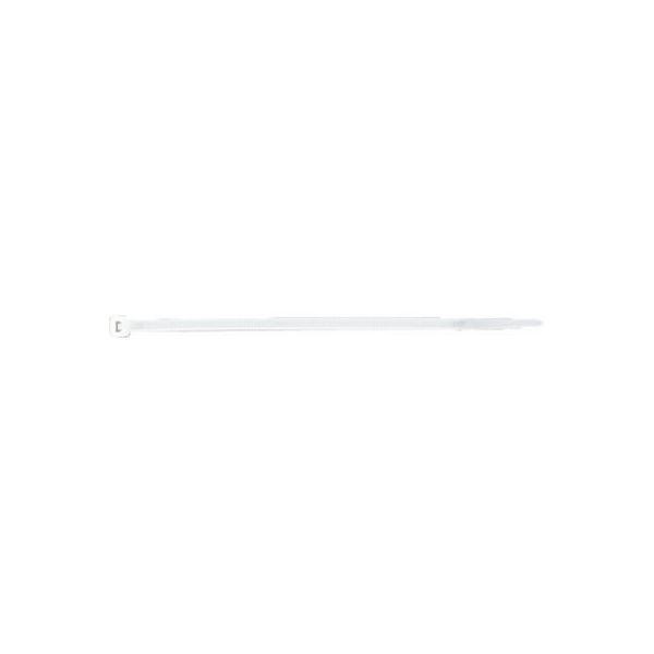 (まとめ)束ねるバンド 150mm 白 20本入 ヤザワ FTC150W20【×50セット】f00
