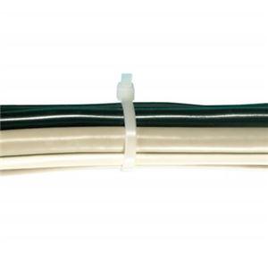 (まとめ)束ねるバンド 150mm 白 20本入 ヤザワ FTC150W20【×50セット】 h03