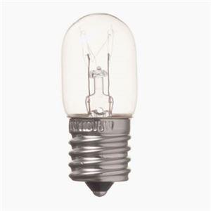 (まとめ)ナツメ球 電球 T20 E17 5W ...の商品画像