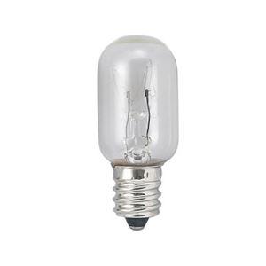 (まとめ)ナツメ球電球T20E1210Wクリア2個パックヤザワT201210C【×30セット】