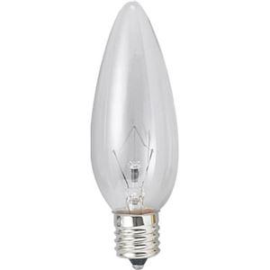 (まとめ)シャンデリア球電球C32E1725WクリアヤザワC321725C【×40セット】