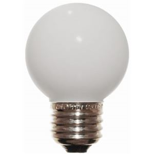 (まとめ)ベビーボール球電球G50E2640WホワイトヤザワG502640W【×30セット】