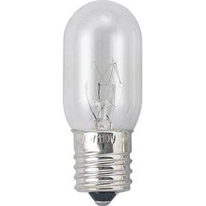 (まとめ)ミシン球電球T22E1725WクリアヤザワT221725CMISINE【×30セット】