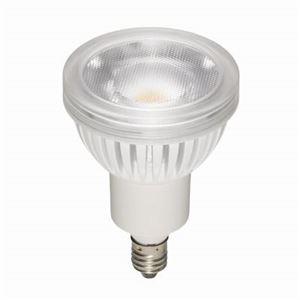 (まとめ)調光対応ハロゲン形LEDランプ(広角/電球色相当)ヤザワLDR4LWE11D【×2セット】