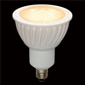 (まとめ)ハロゲン形LED電球7W電球色60度ヤザワLDR7LWWE11【×2セット】