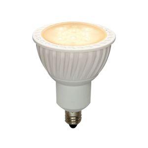 調光対応ハロゲン形LED電球7W電球色60度ヤザワLDR7LWWE11D