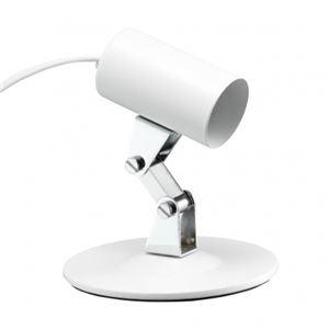 (まとめ)スタンドライトホワイトE11電球なしヤザワY07SDX20X01WH【×2セット】