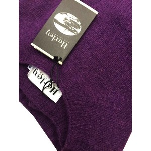 英国製 ハーレーオブスコットランド シェットランドセーター正規輸入品 IRIS 38 h02