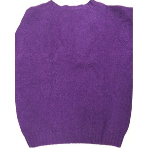 英国製 ハーレーオブスコットランド シェットランドセーター正規輸入品 IRIS 38 f05