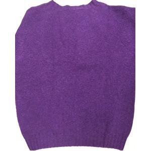 英国製 ハーレーオブスコットランド シェットランドセーター正規輸入品 IRIS 42 f05