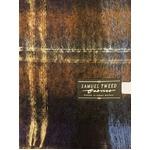 英国製 SAMUEL TWEEDS マフラー正規輸入品 ブラウン