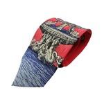 イタリア ミラノ FORNASETTI フォルナセッティ 手縫い仕立て コーラルピンク噴水