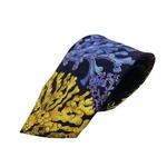 イタリア ミラノ FORNASETTI フォルナセッティ 手縫い仕立て 磯 ネイビー