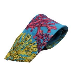 イタリア ミラノ FORNASETTI フォルナセッティ 手縫い仕立て ブルー 磯